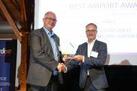 Clujul are cel mai bun aeroport din Europa cu mai puțin de 5 milioane de pasageri anual